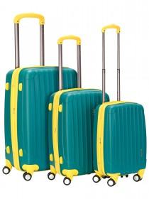 Комплект чемоданов AlezaR Go - L, M, S