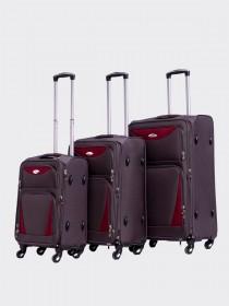 Комплект чемоданов AlezaR Star - L; M; S