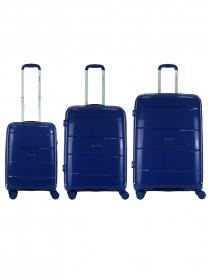 Комплект чемоданов AlezaR Lightweight - L, M, S