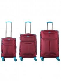 Комплект чемоданов AlezaR Recent - L, M, S