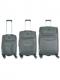 Комплект чемоданов AlezaR Falcon - L, M, S