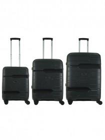 Комплект чемоданов AlezaR Digitex - L, M, S