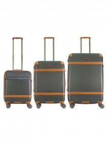 Комплект чемоданов AlezaR Safe - L, M, S