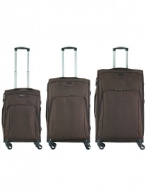Комплект чемоданов AlezaR Freedom - L, M, S
