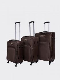 Комплект чемоданов AlezaR Road - L, M, S