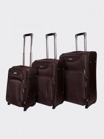 Комплект чемоданов AlezaR Only - L, M, S