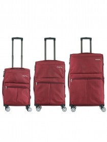 Комплект чемоданов AlezaR Aries - L, M, S