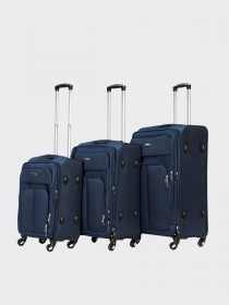 Комплект чемоданов AlezaR Huge - L, M, S