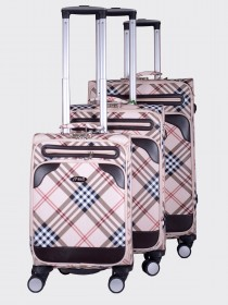 Комплект чемоданов AlezaR Abstract - L; M; S