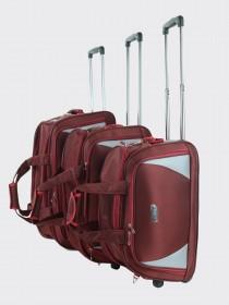 Комплект дорожных сумок AlezaR Complete - L, M, S