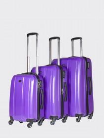Комплект чемоданов AlezaR Cubic  - L, M, S