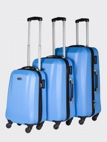 Комплект чемоданов AlezaR Respectly - L, M, S
