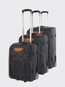 Комплект чемоданов AlezaR Practical - L, M, S