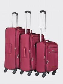 Комплект чемоданов AlezaR Hot - L; M; S