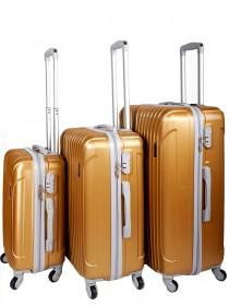 Комплект чемоданов AlezaR Comfort - L, M, S