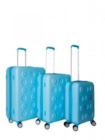 Комплект чемоданов AlezaR Lon - L, M, S