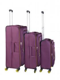 Комплект чемоданов AlezaR - L, M, S