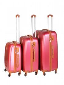Комплект чемоданов AlezaR Gold - L, M, S