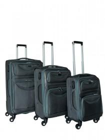 Комплект чемоданов AlezaR Elegance - L, M, S