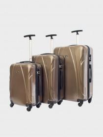 Комплект чемоданов AlezaR Fast  - L, M, S