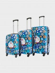 Комплект чемоданов AlezaR Cat - L, M, S