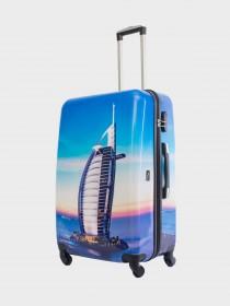 Чемодан AlezaR Dubai - S