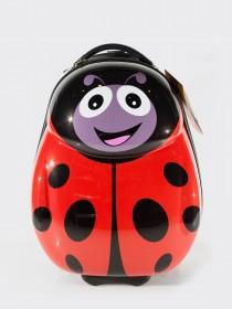 Детский чемодан AlezaR Ladybug - S